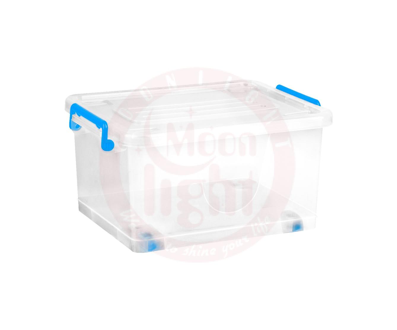 Plastic Storage Box 75l (63.5x43.5x36.5cm) 35305 | Moonlight
