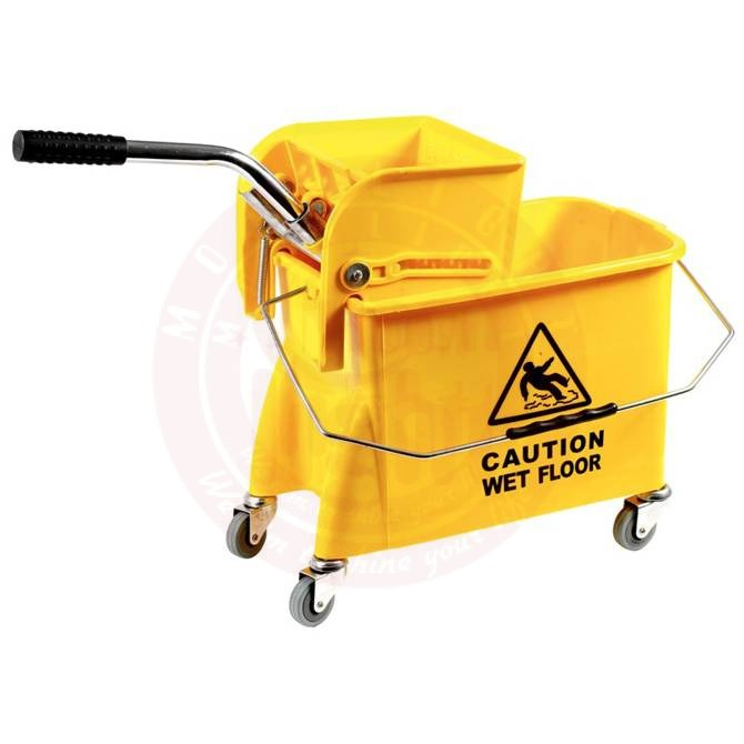 Mop Bucket With Wringer 20 Ltr 80895