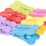 Cloth Clip Pkt 12 Pcs 60751