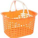 Shopping Basket Plastic 70401