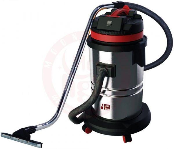 Vacuum Machine Ht60 2 Wet Dry 60l Metal 2 Motor 79005